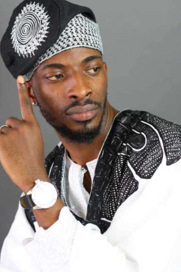BREAKING: 9ice Dumps Music For Acting?**Joins Emeka Ike, Laide Bakare On 'Jejere' Movie Set