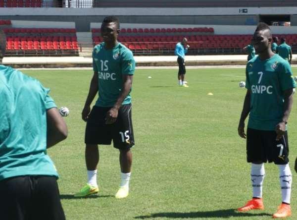 2014 World Cup: Ghana defender Rashid Sumaila declares himself fit for Germany clash