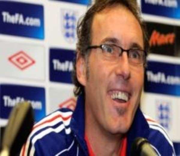 Coach Laurent Blanc