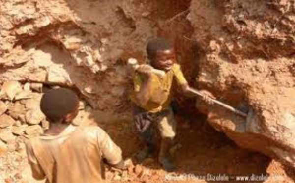 Government is initiating measures to address child labour - Deputy Minister