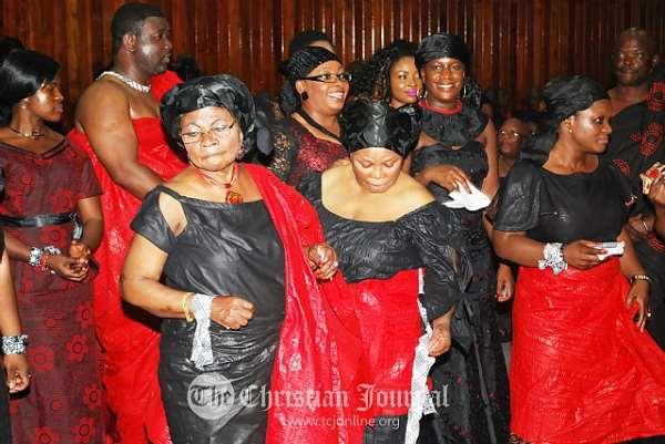Ghanaians bids farewell to Hannah Ayeh-Brachie