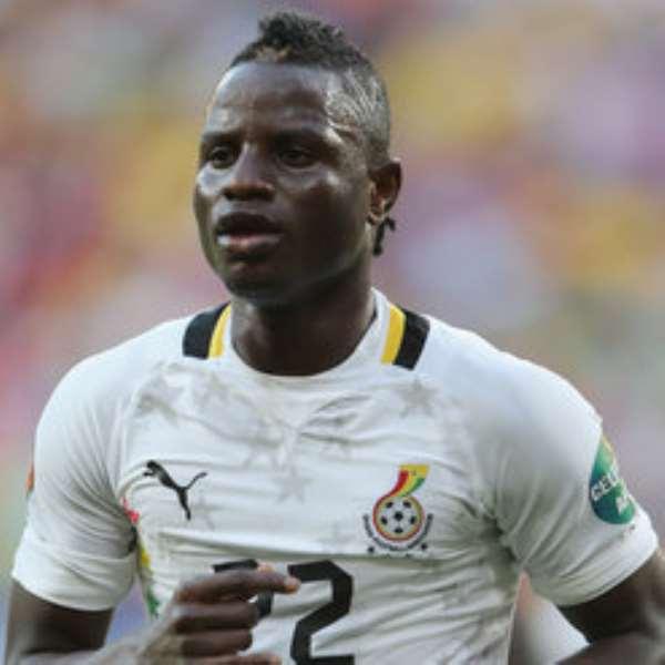 Wakaso to undergo treatment with Spanish club Las Palmas over Ghana injury