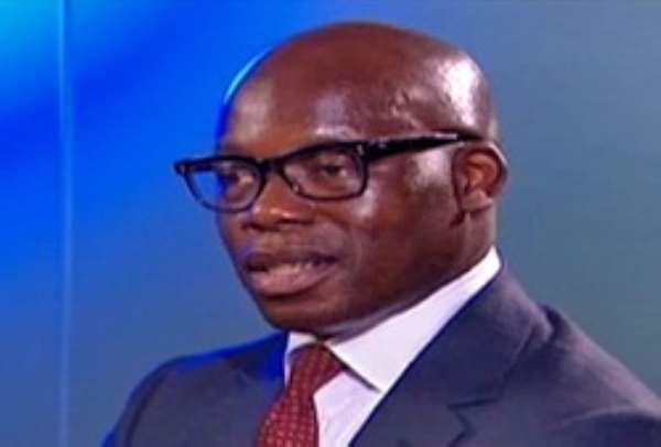Wale Tinubu, CEO of oil and gas giant Oando