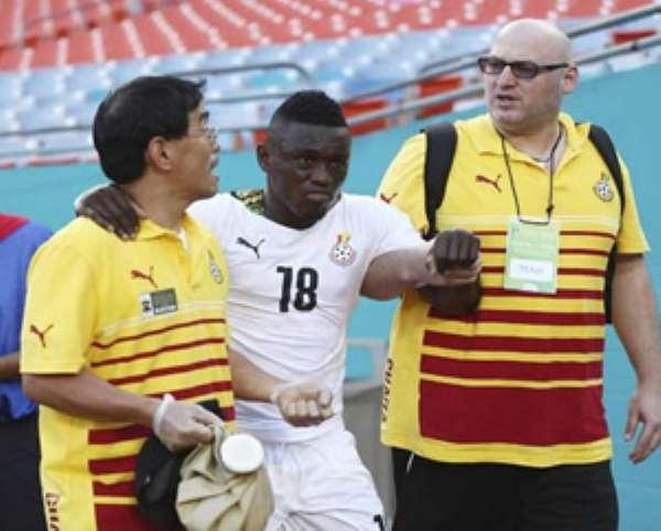 Ghana Monitor Waris Recovery