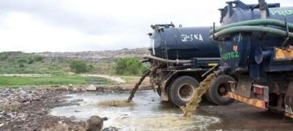Human waste-to-biodiesel plant to create sanitation revolution in Ghana