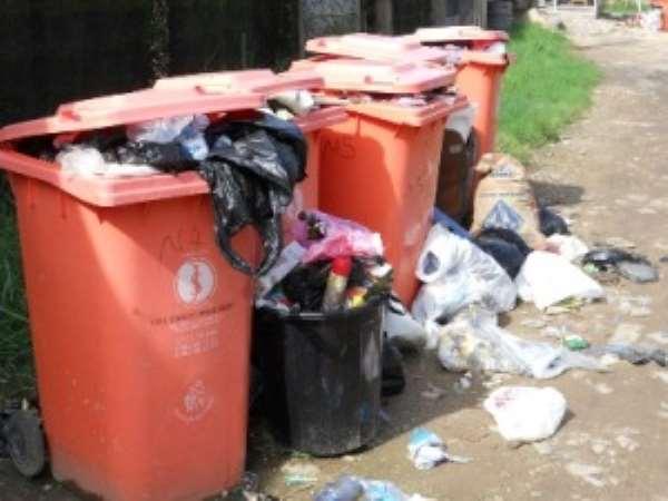 Plastic Waste Threatens Aquatic Life