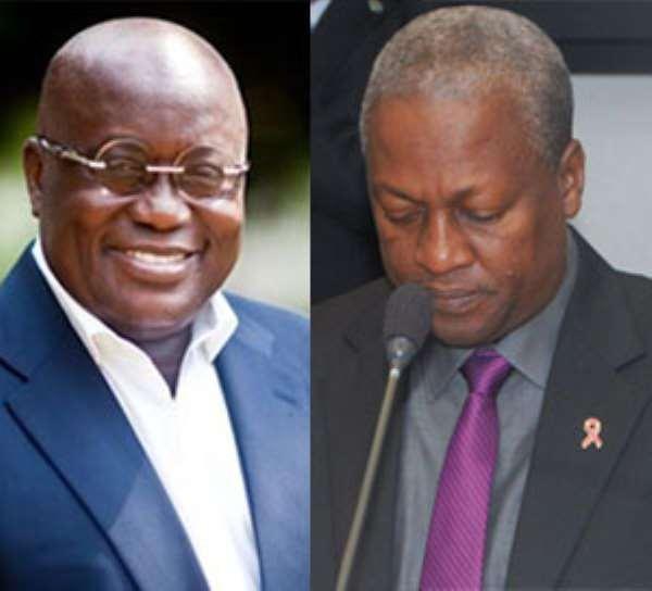 Can Mahama Outperform Akufo-Addo on Ghana's Economy?