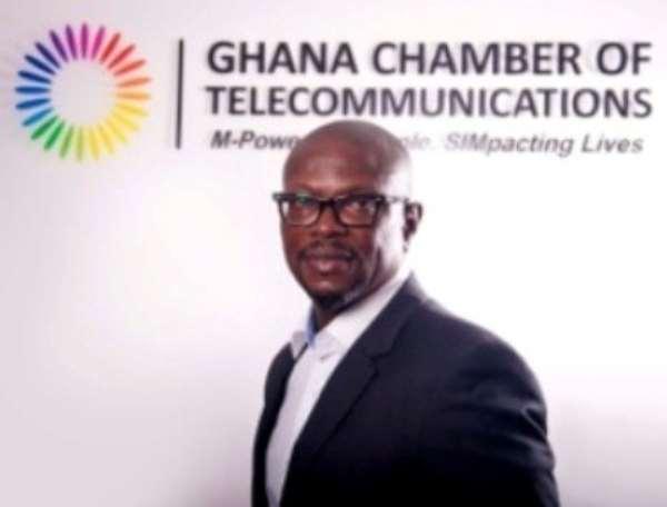 CEO of Telecoms Chamber, Kwaku Sakyi-Addo