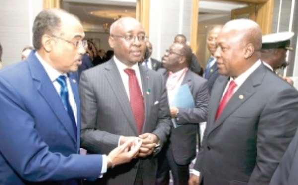 Ghana not in crisis  — Prez Mahama