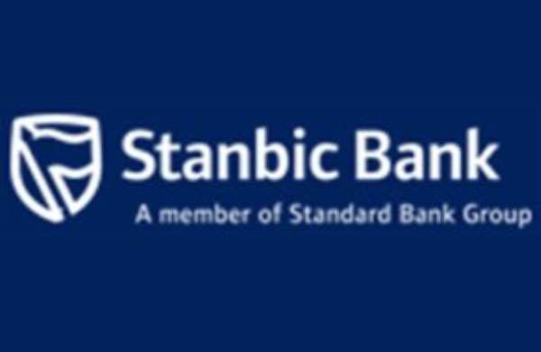 Stanbic Bank supports Black stars and Supporters