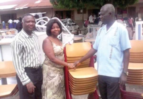 House of Need Int. supports Amakom SDA JHS