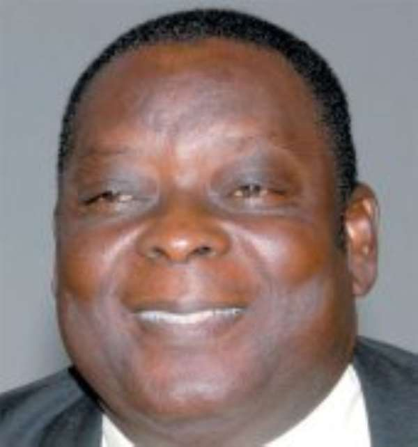 Mr Mark Woyongo - Upper East Regional Minister