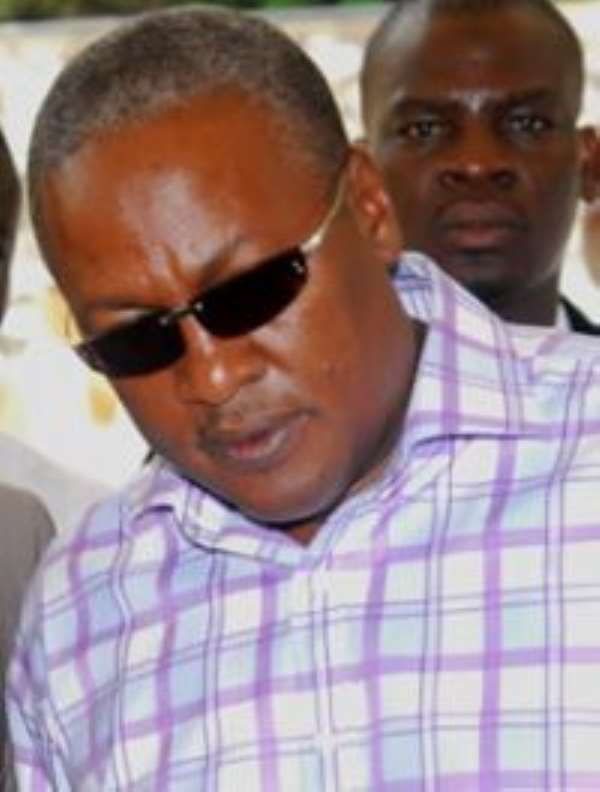 Another NDC empty promise – Mahama in desperate move to woo voters