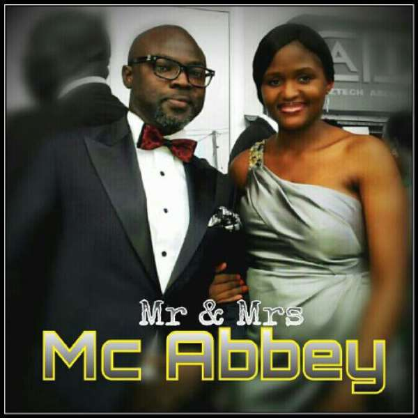 So Sweet! See Comedian Mc Abbey and His Wife Love Message to Eachother