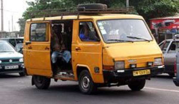 A New Wave Of Female Mates In The Trotro Business