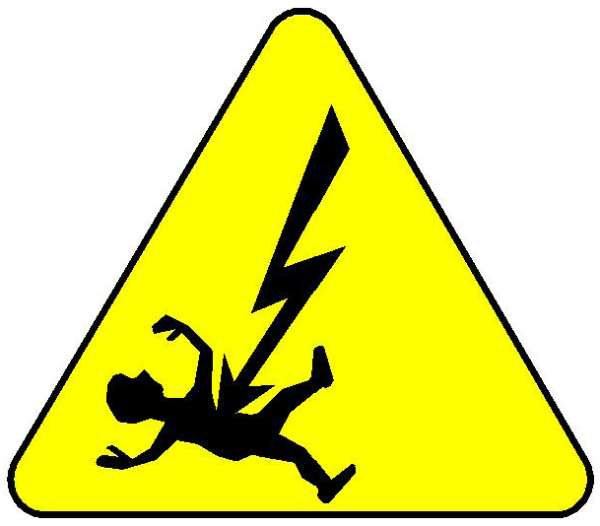 Fifteen-year-old boy electrocuted