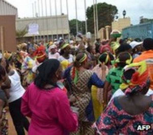 Official: Ghana's population almost 25 Million