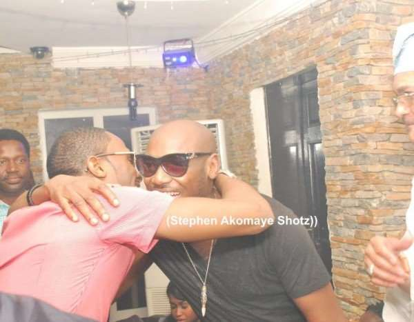 PICTURES FROM 2FACE IDIBIA'S BIRTHDAY PARTY