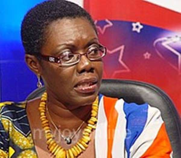 Ursula Owusu: No Married Man Has Been Faithful To His Wife