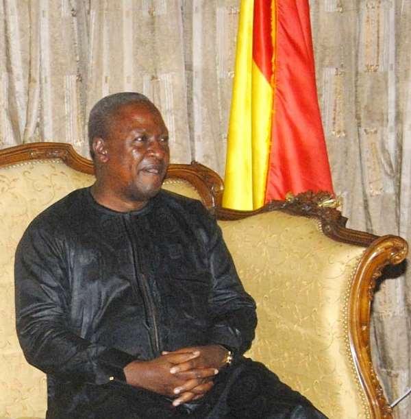 President Mahama Needs To Apologise To Ghanaians