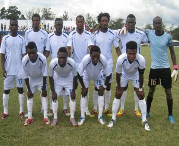 Bechem United have been handed a one-match home ban and fined