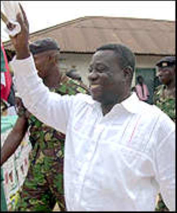 NDC calls for national dialogue on the economy