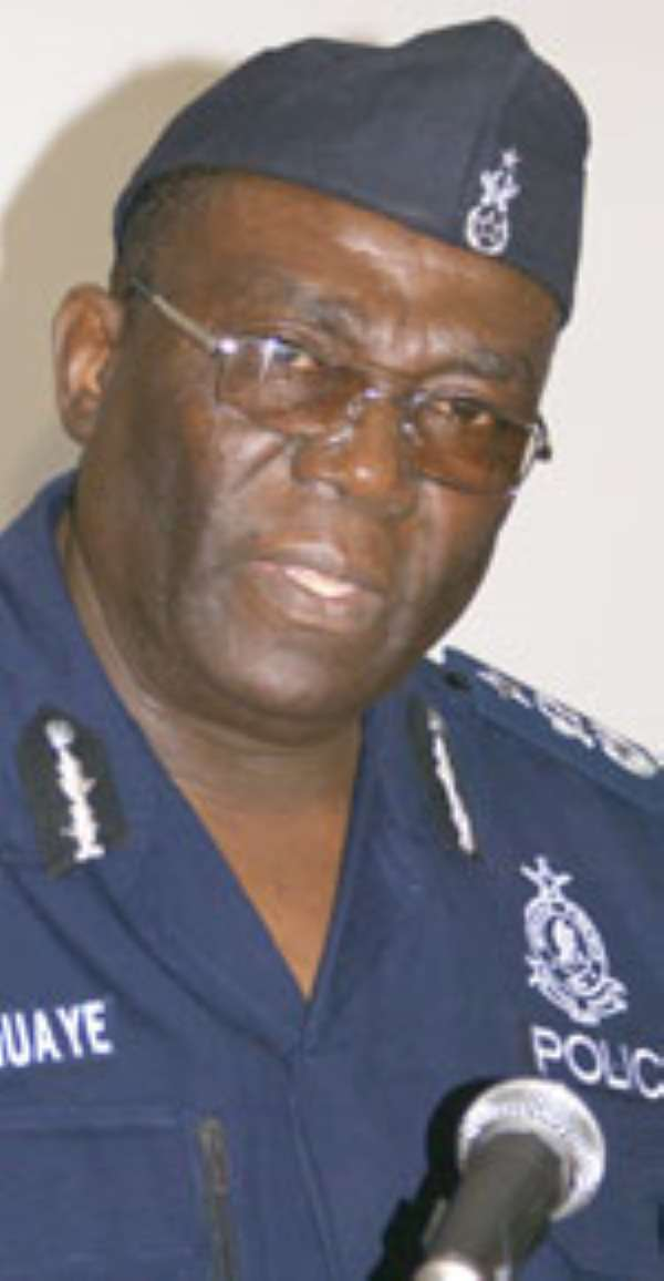 Obuasi Police cry for accommodation