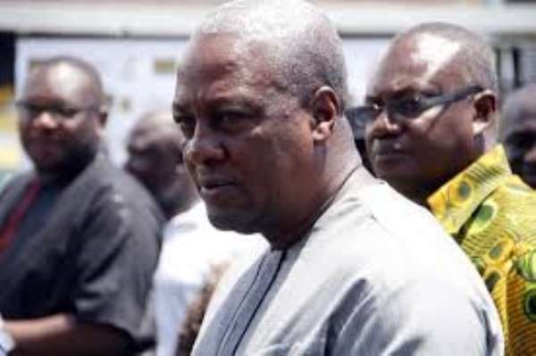 COVID 19: We Won't Accept Reckless Tribalism And Attacks On John Mahama—NDC