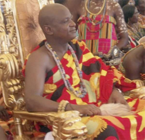 """Re: """"Volta Chiefs Blast Opposition NDC"""" And """"Announcement To All Voltarians"""""""