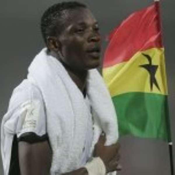 Pantsil is a dedicated Ghana players