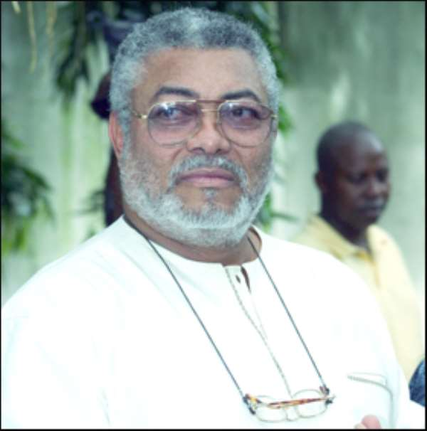 RAWLINGS DOES NOT OWN NDC AND GHANA