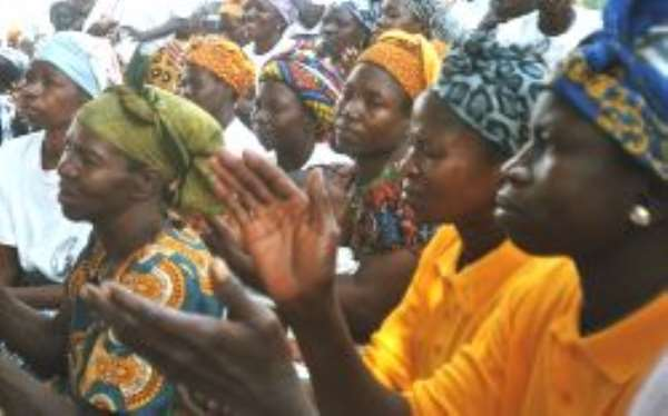 Women Mobilise Support For Assembly Aspirants