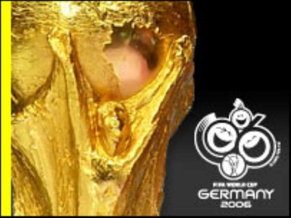 Countdown to World Cup kick-off