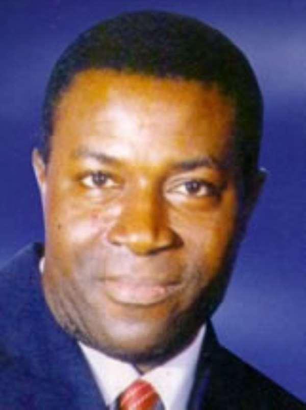 Former Information Minister and MP for Okaikwei South, Nana Akomea