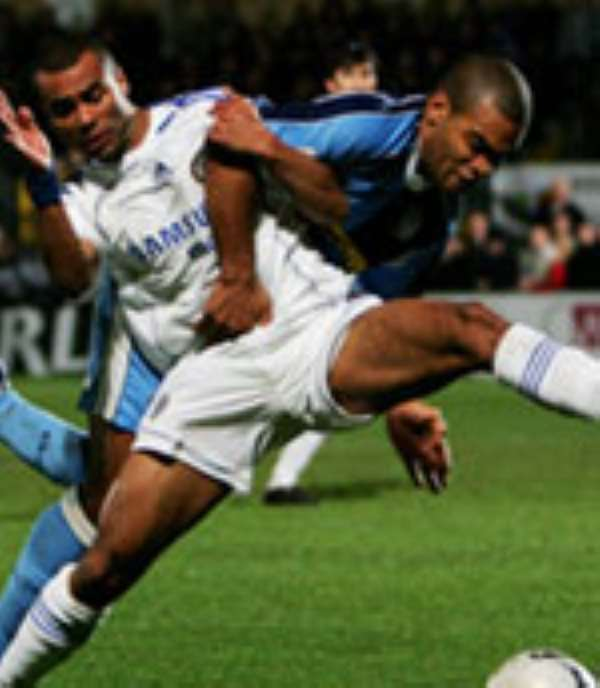 Chelsea v Wycombe  carling  cup this evening  at stamford bridge  preview