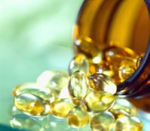 Effects of vitamin E on the female reproductive system