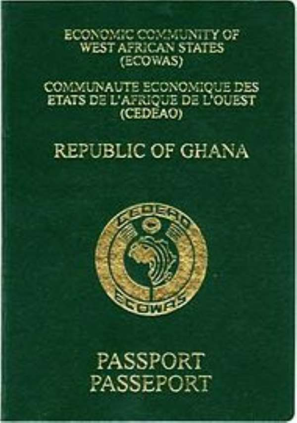 Who Is, Really, A Ghanaian?