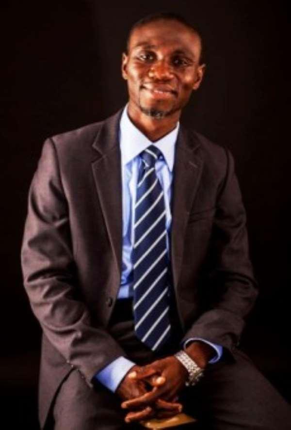 MD of Union Savings and Loans, Philip Oti Mensah