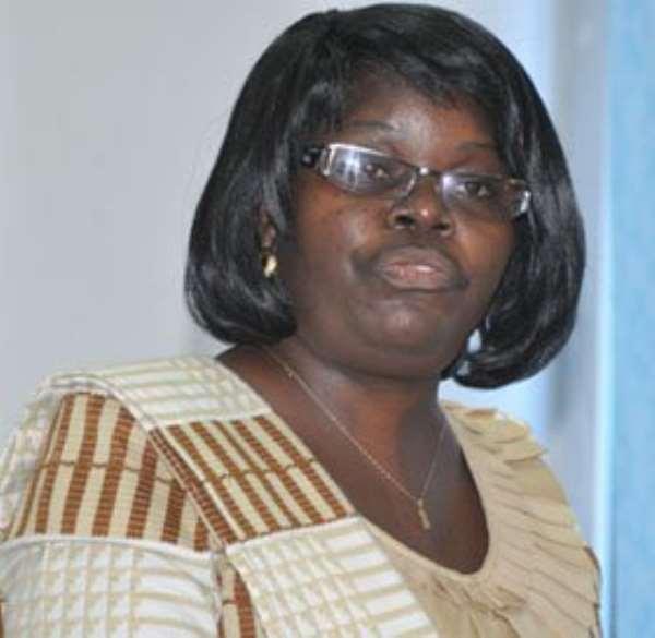 Dr Philomena Nyarko
