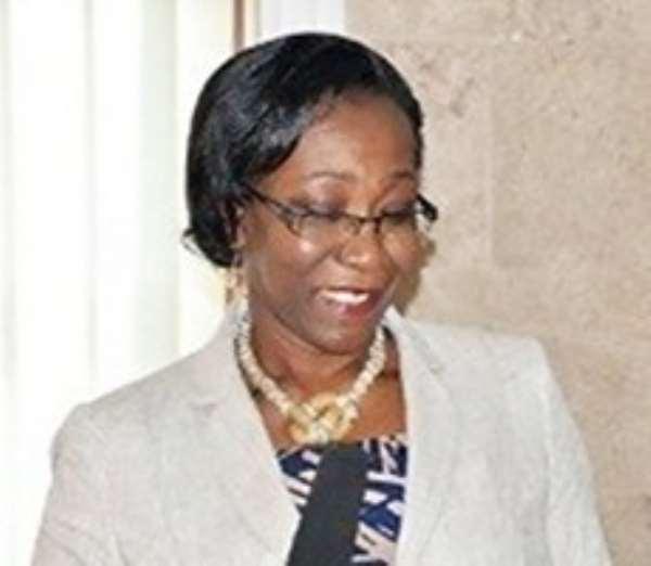 Mrs Mercy Haizel-Ashia