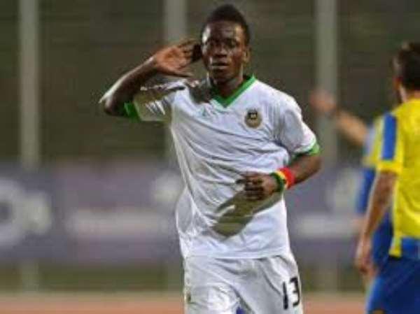 Ghana starlet Emmanuel Boatent on target in 7-goal thriller in Portuguese League