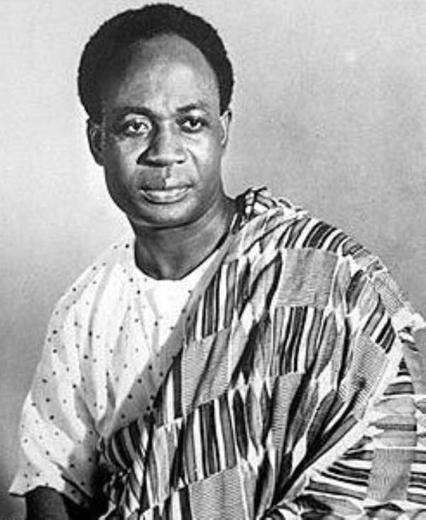 The Inglorious Celebration of Nkrumah's Egyptian Trophy Wife