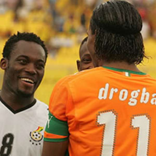 Essien ruled out for final group game