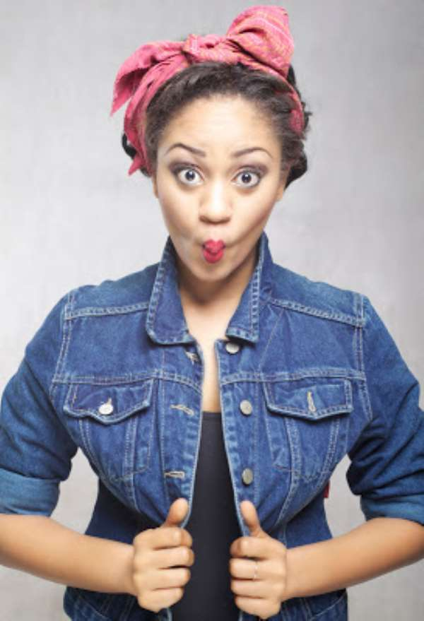 Rapper Muna releases hot new photos   SEE