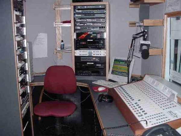 Radio Newsroom