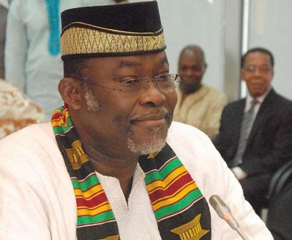 Mr. Ekwow Spio-Garbrah, former Minister for Trade and Industry under President John Dramani Mahama