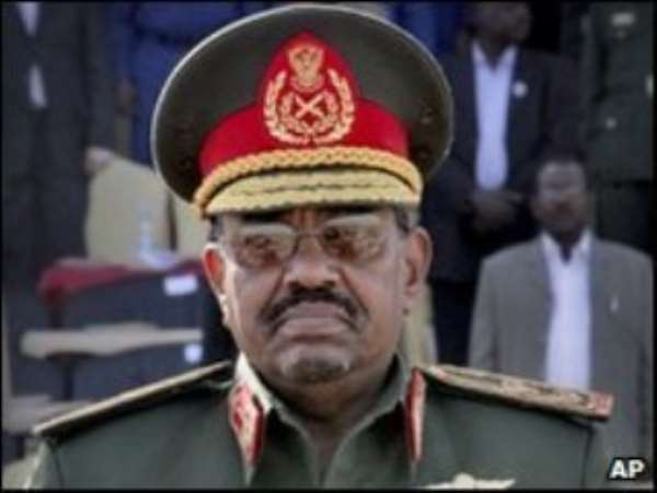 Did Sudan's Omar Bashir flee from arrest In South Africa or...?