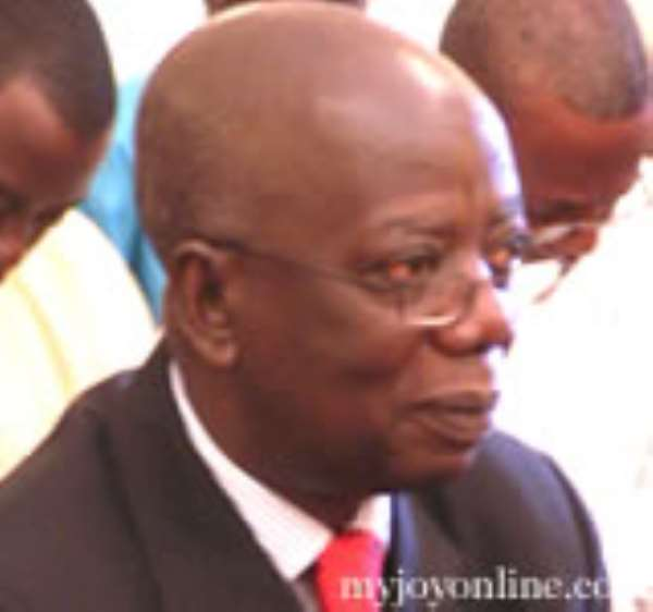 Mpiani Can Talk To Justice Atuguba, If He Likes