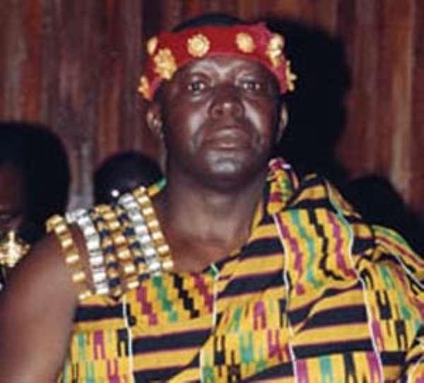 Is John Mahama Calling Otumfuo Osei-Tutu a Liar?!