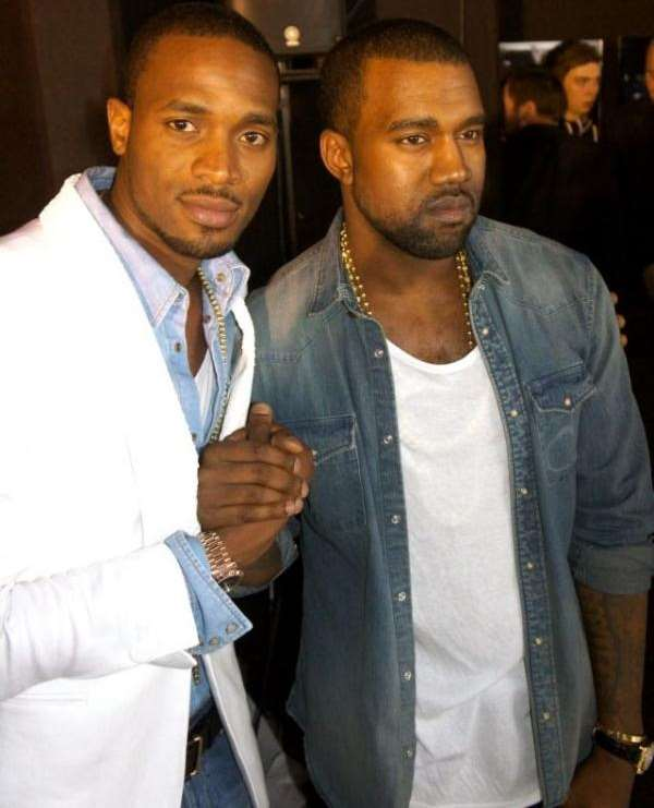 More Troubles For D'Banj As Kanye West Set To Drop Him From G.O.O.D Music